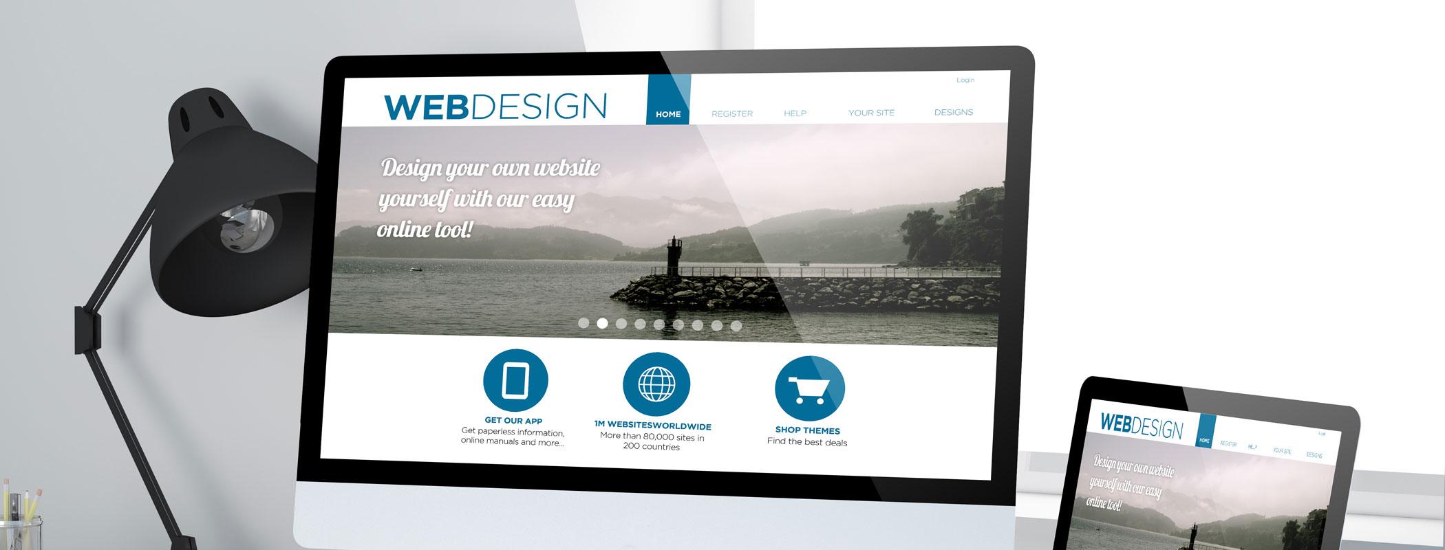 Webdesign für Coburg