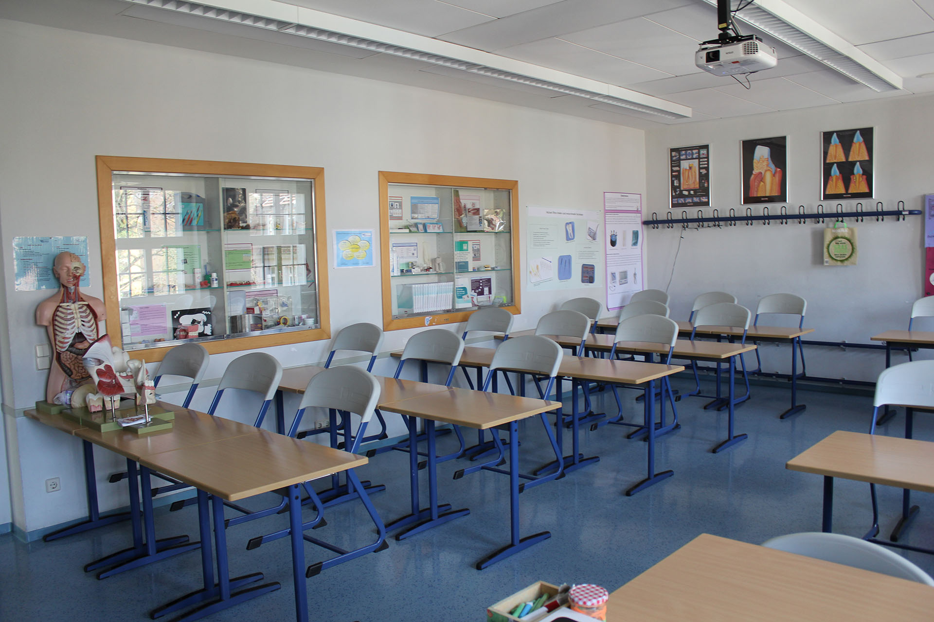 kleines Klassenzimmer