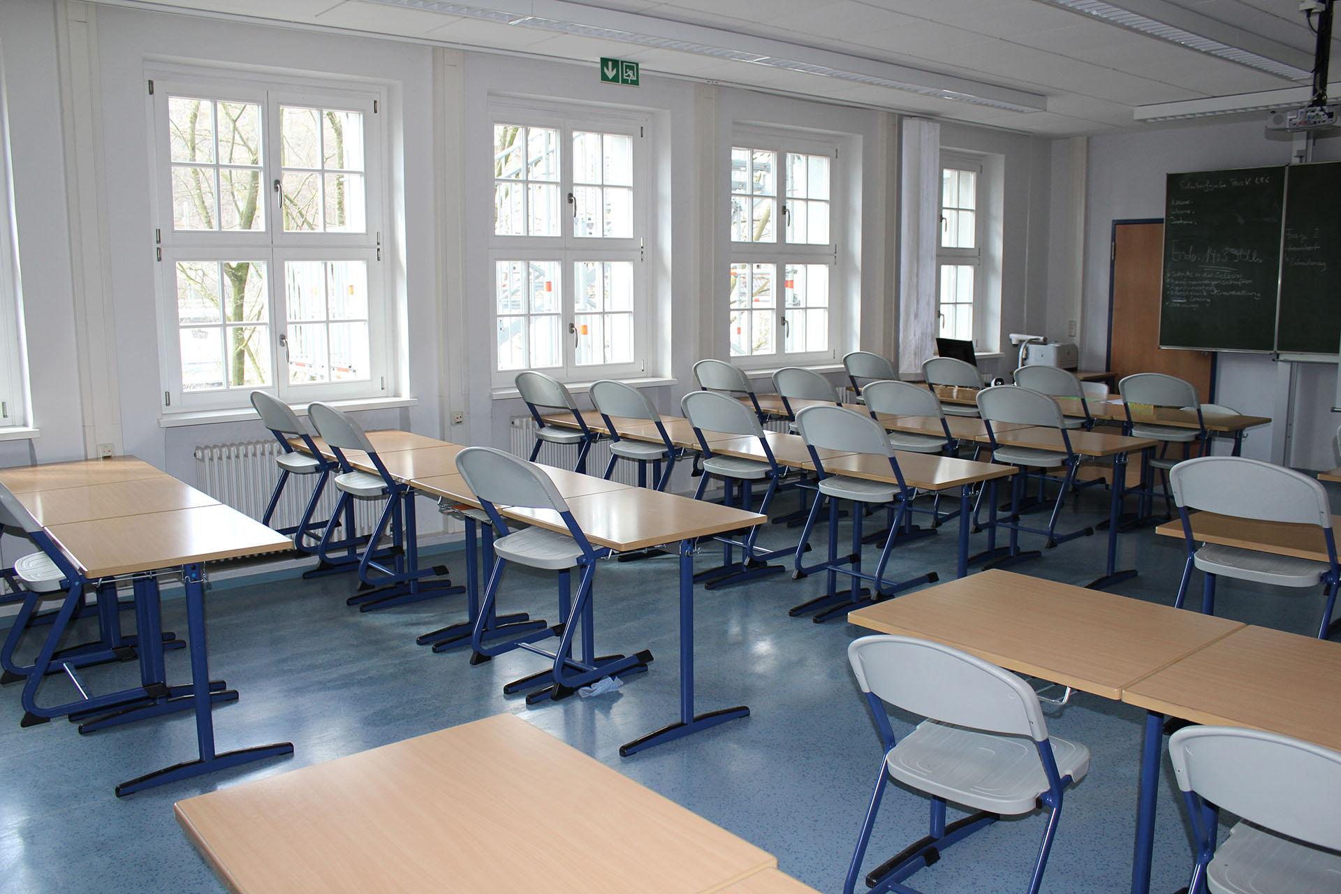 großes Klassenzimmer
